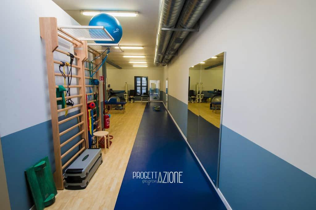 Ristrutturazione Centro fisioterapia Corso Moncalieri, Torino